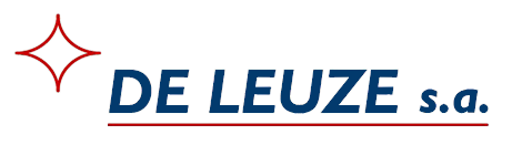 De Leuze Logo transparent background